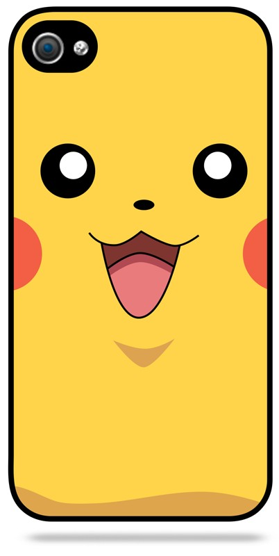 Coque Pikachu iPhone 4 & 4S