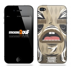 Bearded Prophet iPhone 4 et 4S