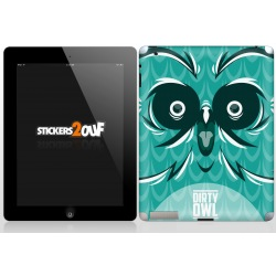 Dirty Owl iPad 2 et Nouvel iPad