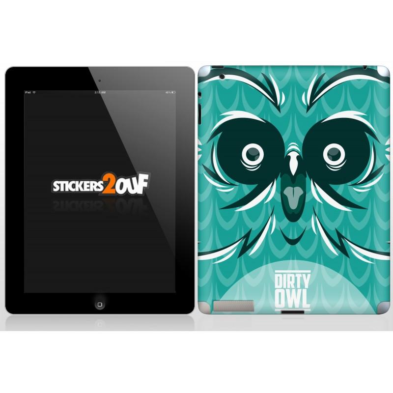 Dirty Owl iPad 2 et Nouvel iPad
