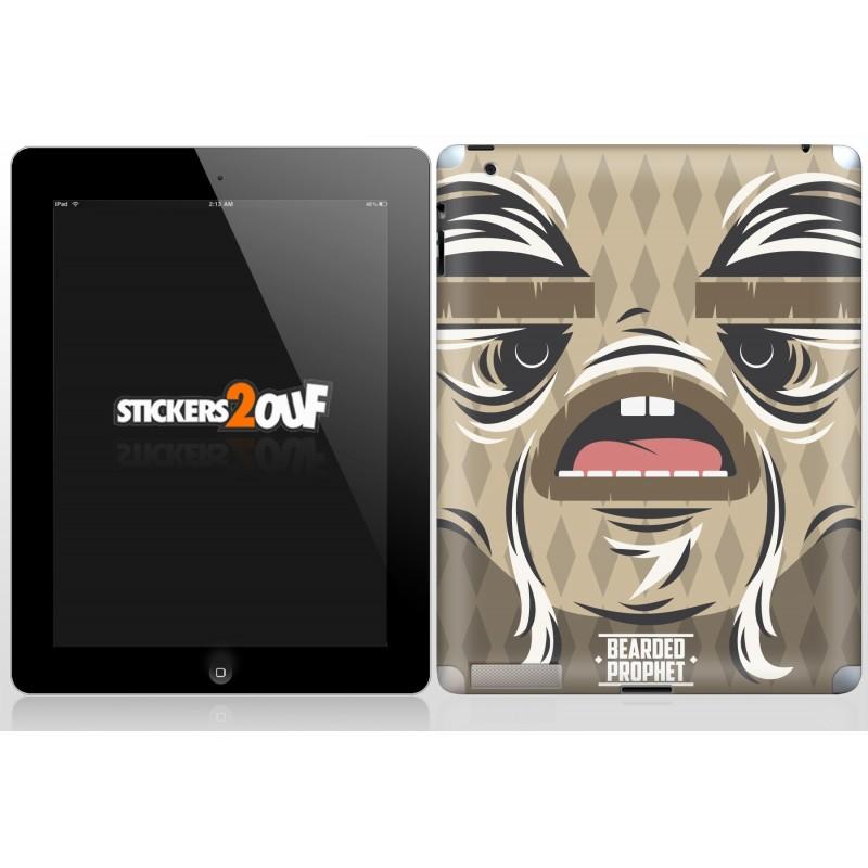 Bearded Prophet iPad 2 et Nouvel iPad