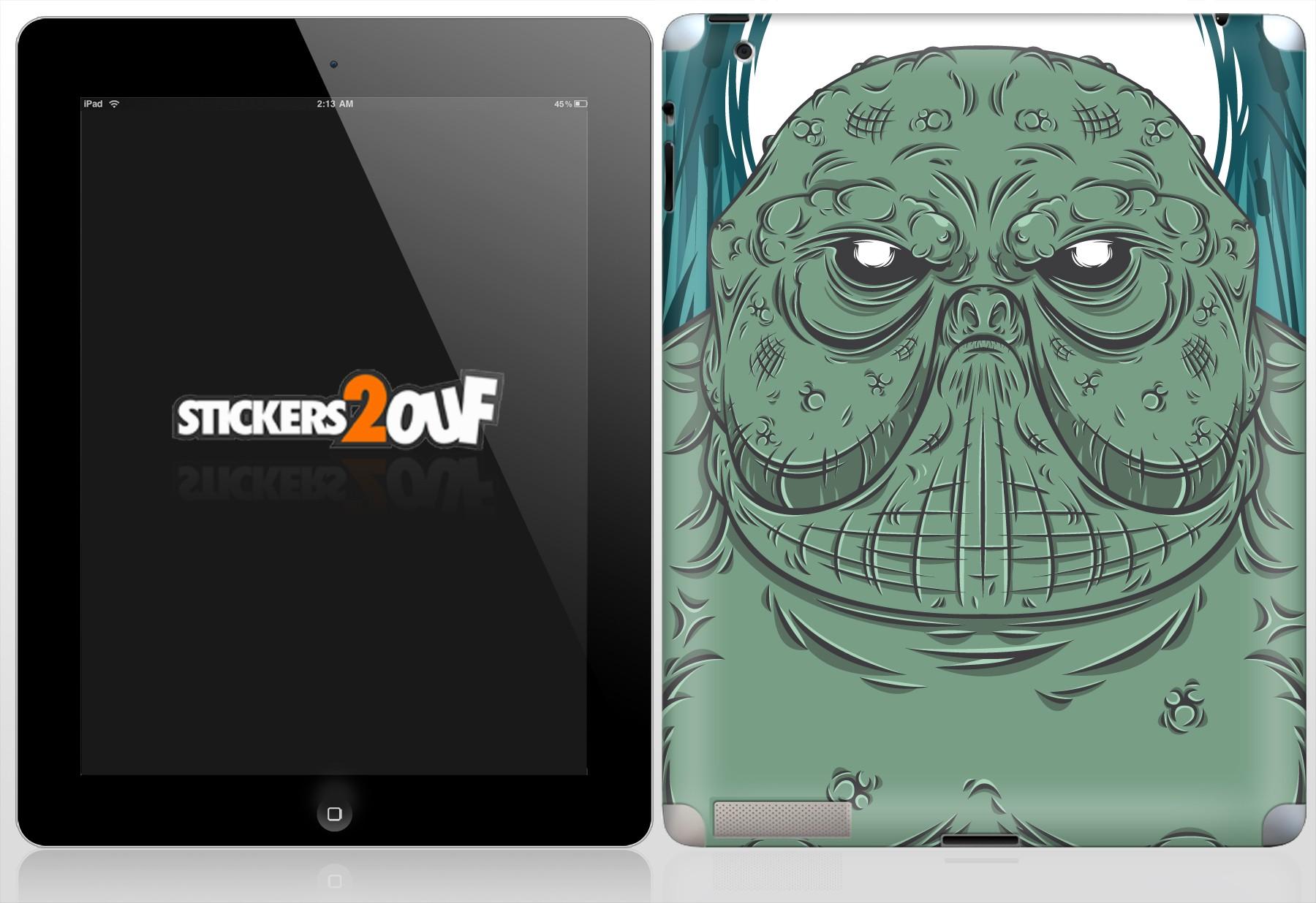 Swamp iPad 2 et Nouvel iPad