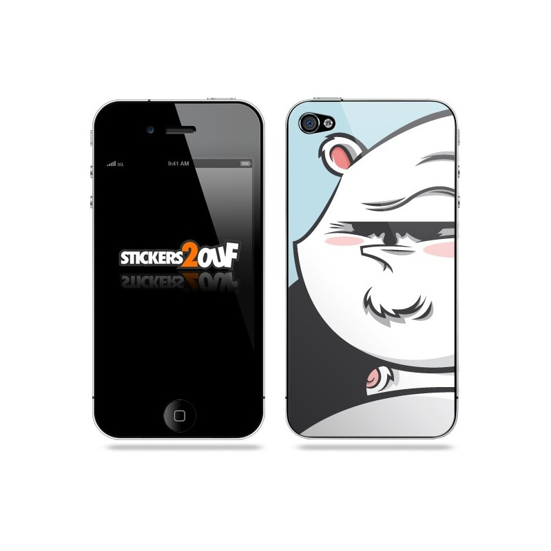 Panda iPhone 4 et 4S
