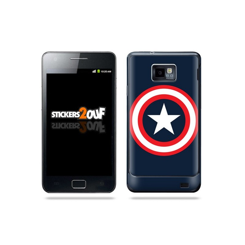 Captain America Galaxy S2