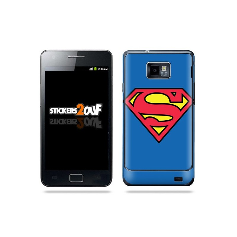SuperMan Galaxy S2