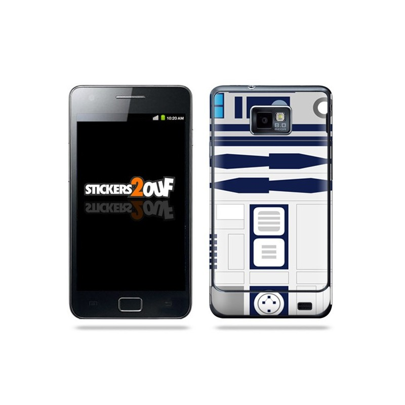 R2D2 Galaxy S2