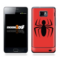 Spider Galaxy S2