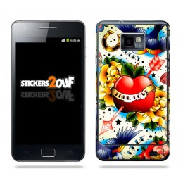 Tattoo Skin Galaxy S2