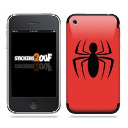 Spider Skin iPhone 3G et 3GS