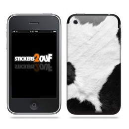 Peau de vache Skin iPhone 3G et 3GS