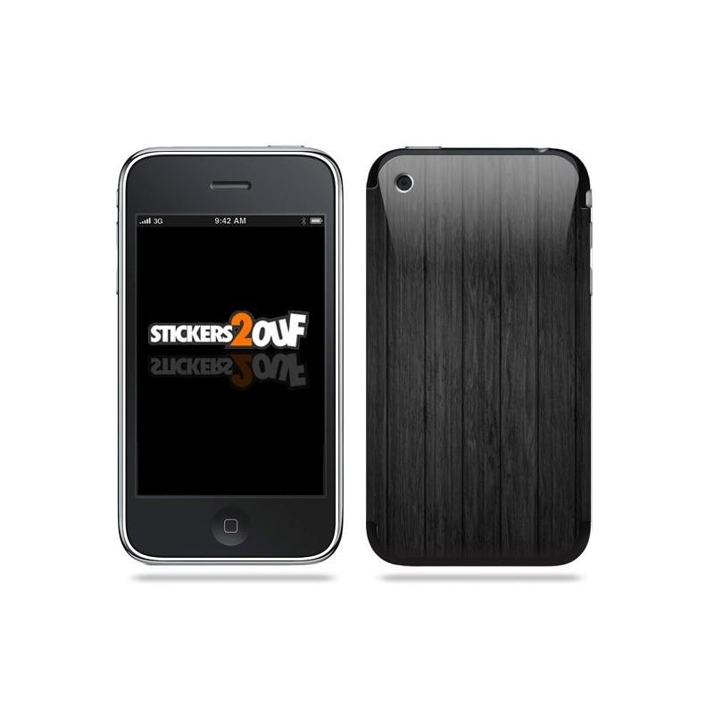 Texture Bois Skin iPhone 3G et 3GS
