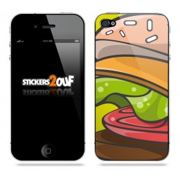 Burger iPhone 4 et 4S