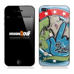 Go Diplos iPhone 4 et 4S