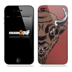 Bison iPhone 4 et 4S