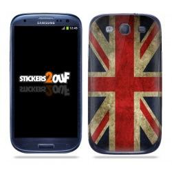 Drapeau Anglais Galaxy S3