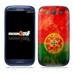 Drapeau Portugal Galaxy S3