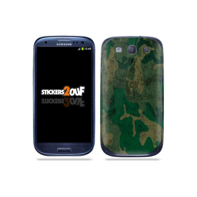 Camouflage Galaxy S3