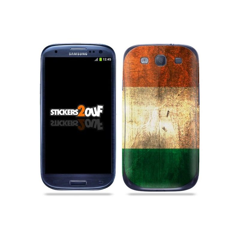 Drapeau Italien Galaxy S3