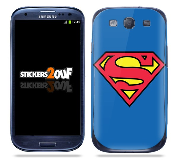 SuperMan Galaxy S3