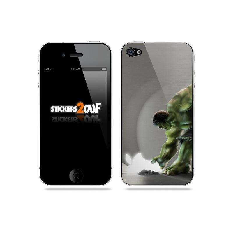 Hulk iPhone 4 et 4S