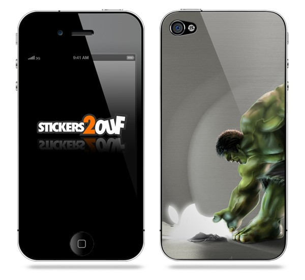 Hulk iPhone 4 et 4S