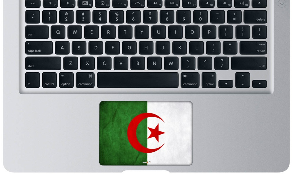 Algerie Touchpad