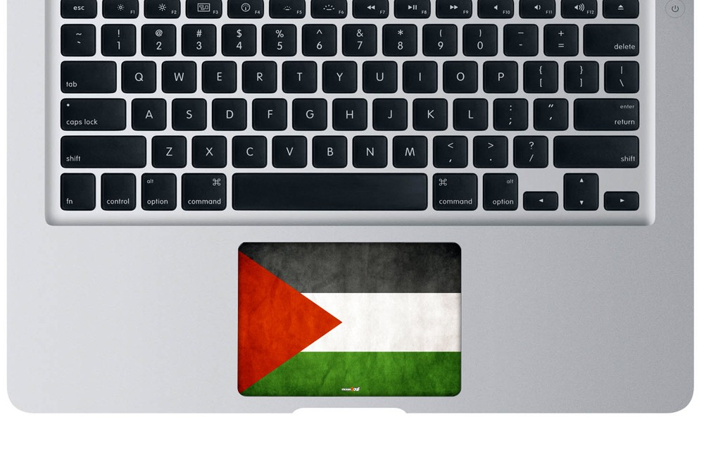 Palestine Touchpad