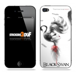 BlackSwan iPhone 4 et 4S