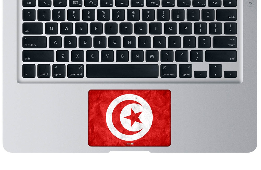 Tunisia Touchpad