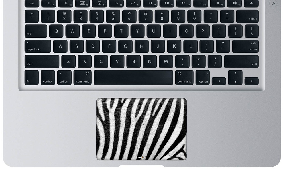 Zebre Touchpad