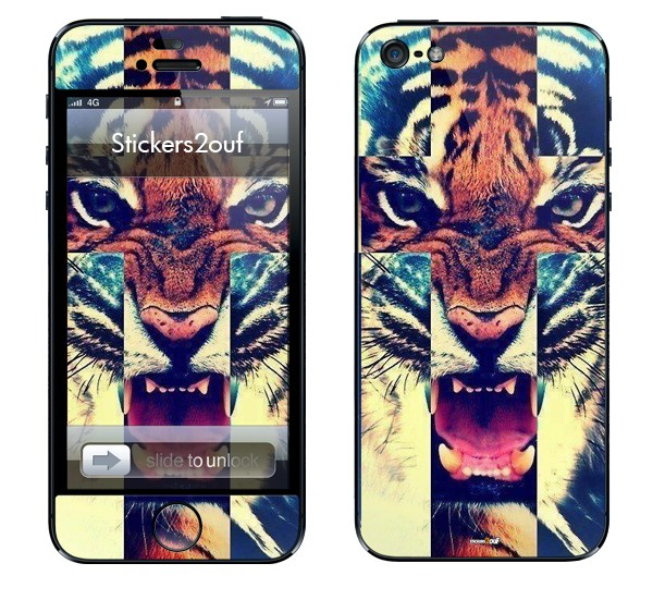 TigerCross iPhone 5 et 5S