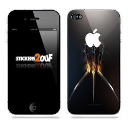 Xmen iPhone 4 et 4S