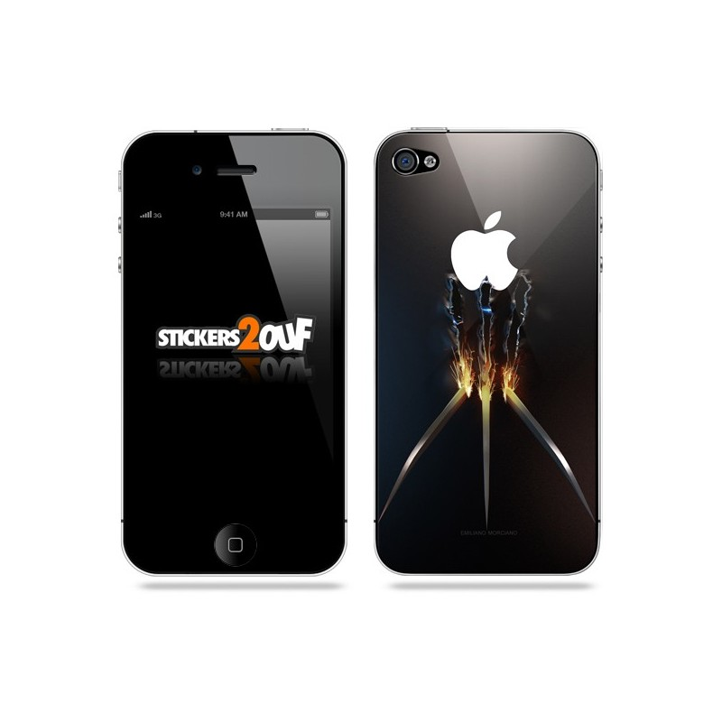 Xmen iPhone 4 et 4S