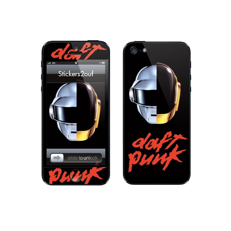 DaftPunk iPhone 5 & 5S