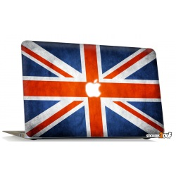 UK Flag macbook