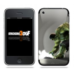 Hulk iPhone 3G et 3GS