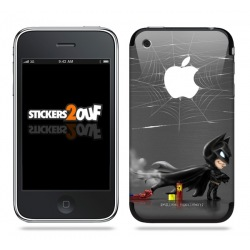 Bat-Spidey iPhone 3G et 3GS