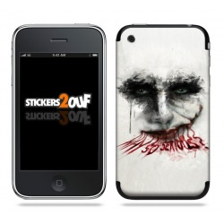Why So Serious iPhone 3G et 3GS