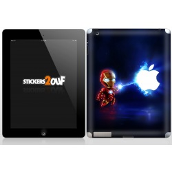 Mini IronMan iPad 2 et Nouvel iPad