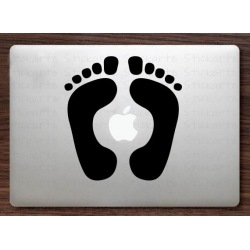 Foot Macbook