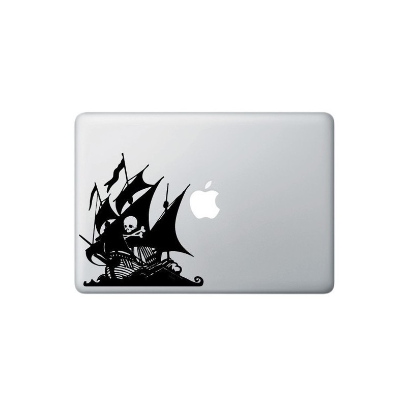 Pirate Macbook