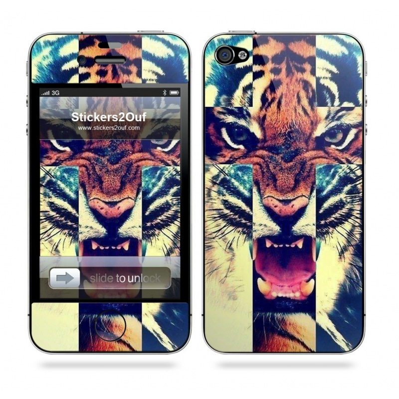 TigerCross iPhone 4 & 4S