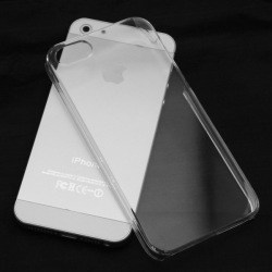 iPhone 5 et 5s crystal transparente