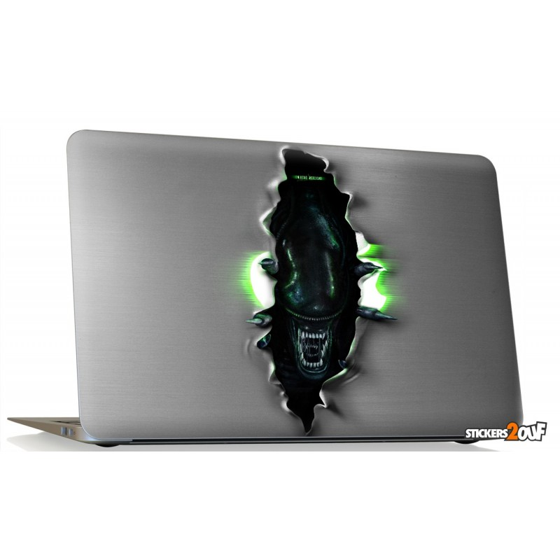 Alien Macbook