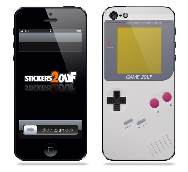 Game2ouf OLD iPhone 5 et 5S
