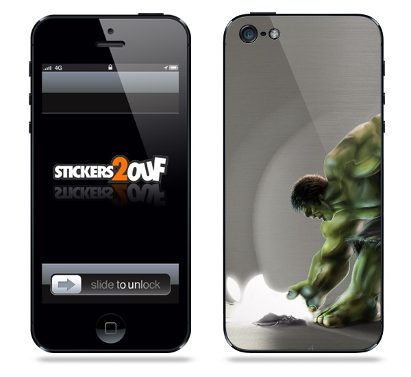 Hulk iPhone 5 et 5S