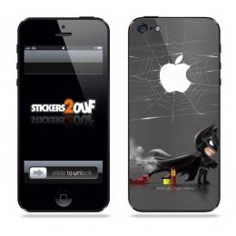 BatSpidey iPhone 5 et 5S