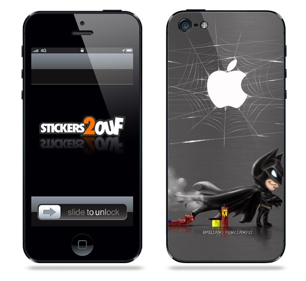 BatSpidey iPhone 5 et 5S