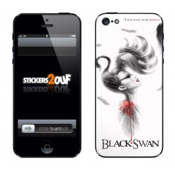 BlackSwan iPhone 5 et 5S