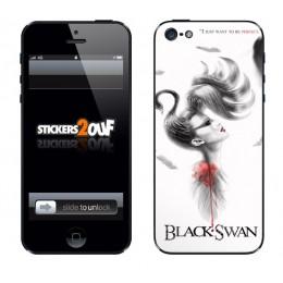 BlackSwan iPhone 5 et 5S